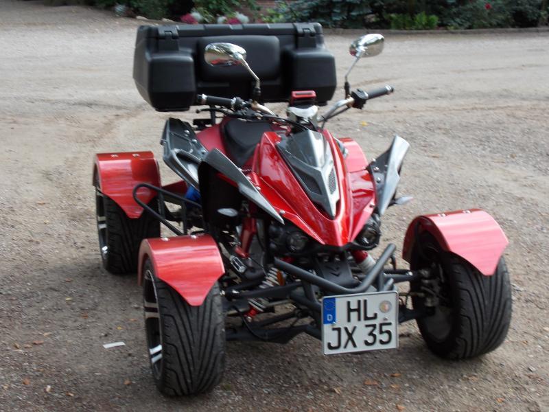 Mein 300er Speedy