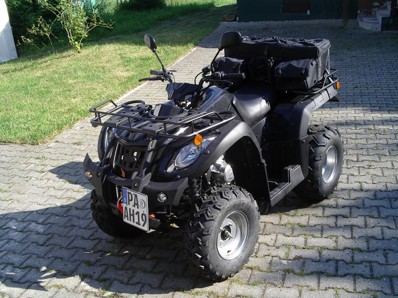 ATV Hunter 250